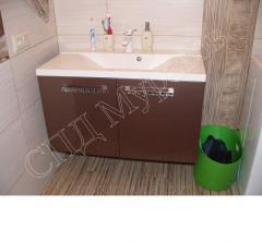 Cabinets for washbasins