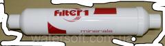 Filter1 cartridge mineralizer
