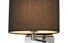 Бра SLV Soprana Oval wall light, A60, oval, black