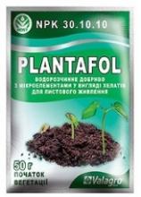 Минеральные удобрения Плантафол Начало вегтации