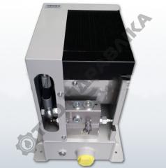 Hydraulic oil heater