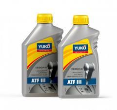 YUKO ATF III