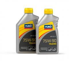 Erőátviteli olajok