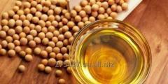 Соевое масло рафинированное отбельное