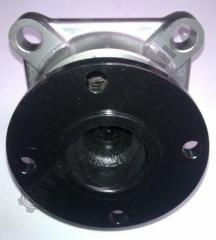 Adapter with a flange 606X03F0500