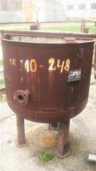 Mixer hydraulic MGK-2
