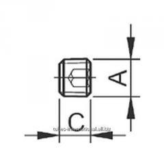 Присоединительная арматура заглушка