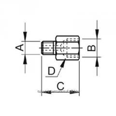 Присоединительная арматура редукция
