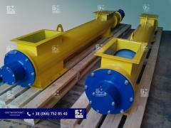 Shnekovy conveyor