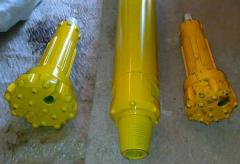 Spare parts for drilling rigs