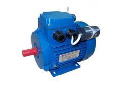 Электродвигатель трехфазный, 0.55 кВт, 0.75, 1.1, 1.5, 2.2, 3, 4, 5.5, 11,15кв 18.5, 3000 об,1500,1000,750 об/мин,Електродвигун однофазный