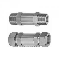 Обратный клапан тип H-400