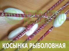 Косынка рыболовная усиленная, ячея 12 мм