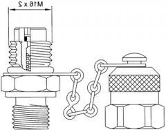 Минисоединение MCS серия 620