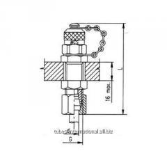 Измерительное переборочное соединение M16x2 в соот. с DIN 3861