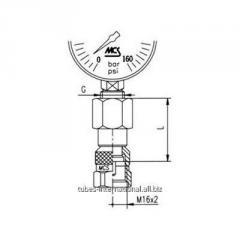Манометрическое соединение M16x2