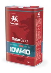 Wolver Turbo Super 10W-40