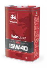 Wolver Turbo Super 15W-40