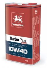 Wolver Turbo Plus 10W-40