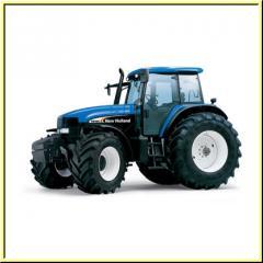 Тракторы сельскохозяйственные CASE, NEW HOLLAND,