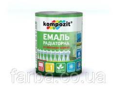 Enamel acrylic RADIATOR white opaque (3 l)