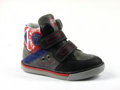 Clibee:P-102 children's shoes Black