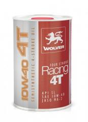 Wolver Four Stroke RACING 4-T (10W-40)