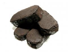 Torfobriket (briquettes peat)