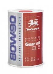 Wolver Gear Oil GL-5 80W-90