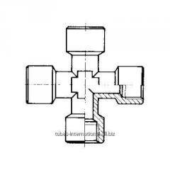 Крестовое соединение, внутренняя резьба A 14
