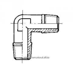 Коленко 90°, наружная конусная резьба A 15