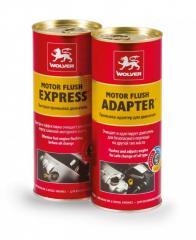 Wolver Motor Flush Express