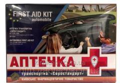 First-aid kit transport EUROPEAN STANDARD