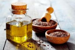 Linseed oil for expor
