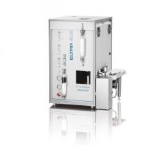 Eltra CHS-580A analyzer