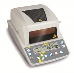 Analyzer of humidity of KERN DBS 60-3