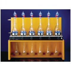 Devices for distillation across Kyeldal