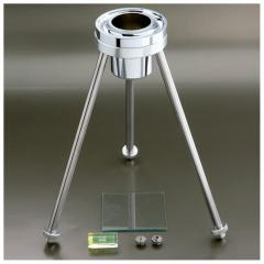 Viscometer of the submersible ASTM D-1200 type