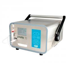 PA 7.0 gas analyzer