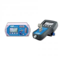 Measurement humidity / analysis of a dew point of