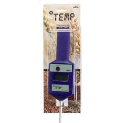 Measurement of temperature of Wile Temp