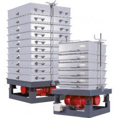 Крупногабаритная просеивающая машина GAS