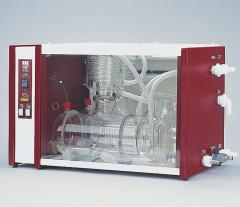 Desktop and wall mono - and redistillators from glass 2202 - 2304