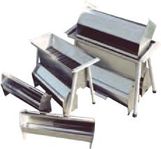 Rifelny dividers
