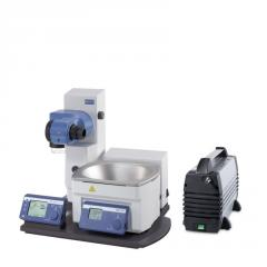 Rotational RV 10 control FLEX auto evaporator