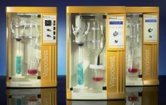 Устаткування лабораторне для дистиляції та