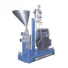 CMS mixer (recirculation)