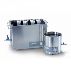 Ultrasonic bathtub for cleaning of LABORETTE 17