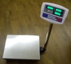 Весы для склада товарные платформенные электронные
