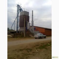 The modular grain dryer